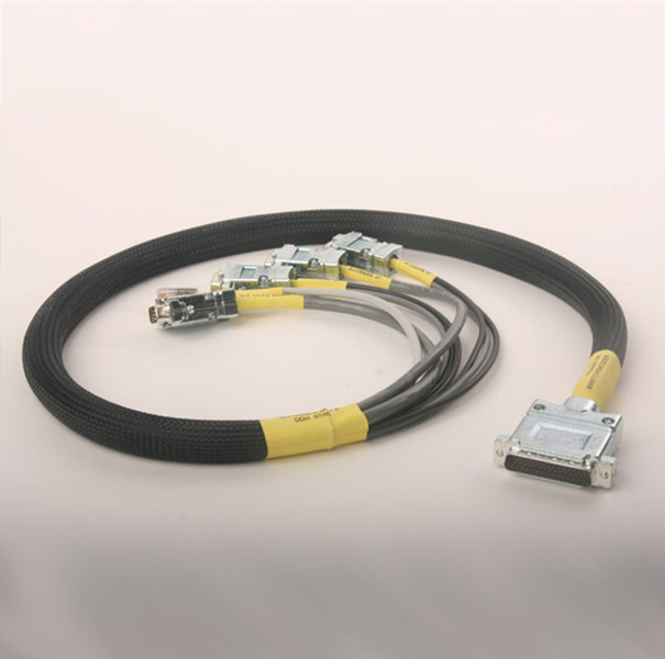 Wire Harness for Vehicle: Cable Assembly with D-Sub Connector